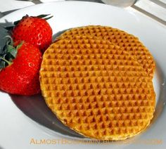 "Stroopwafels. Something I MUST learn how to make! Inspired by the movie ""The Best Two Years."""