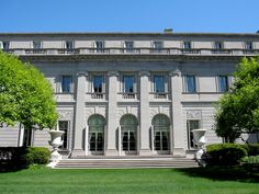 Henry Clay Frick Frick's New York City estate, built in 1913, still rests on its original lot today at the corner of Fifth Avenue and 70th Street, with an el...
