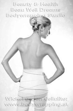Bodywrapping wien, Body Wrapping, Body Wrap, Wrapping, Bodywrapvienna,  Wickel gegen Cellulite Anti Aging, Body Wraps, Fett, White Shorts, Mini Skirts, Wellness, Studio, Health, Swimwear