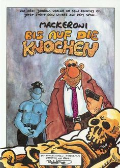 Ralf König (born August 8, 1960) is one of the best known and most commercially successful German comic... - http://www.afnews.info/wordpress/2015/08/08/ralf-konig-born-august-8-1960-is-one-of-the-best-known-and-most-commercially-successful-german-comic/