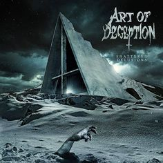 "[CRÍTICAS] ART OF DECEPTION (NOR) ""Shattered Delusions"" CD 2016 (Crime Records)"