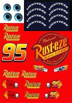 Rayo McQueen 2.0 Más