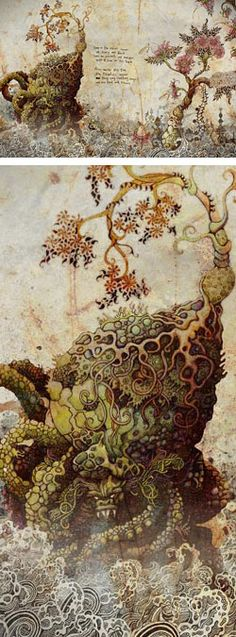 Ree (pen name for Cherie) Treweek is a South African artist and illustrator