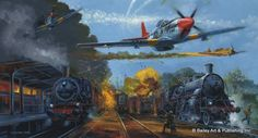 April 12, 1945. The P-51 Mustang 'Creamer's Dream' flown by Lt. Charles L. White of the 301st Fighter Squadron, Tuskegee Airmen, shoots down an Me-109 in Austria.