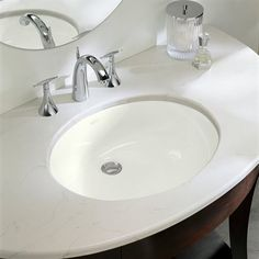 Undermount Bathroom Sink Oval kohler archer vitreous china undermount bathroom sink with