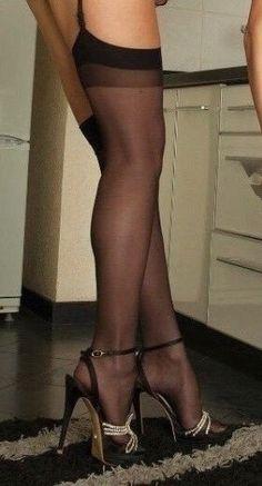Heeld Garter Belt And Stockings, Stockings Heels, Stockings And Suspenders, Nylon Stockings, Nylons And Pantyhose, Nylons Heels, Feet Show, High Heel Boots, High Heels