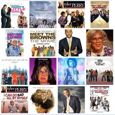 I love Tyler Perry Movies !!! #TylerPerry They all have a great message. Love and faith...