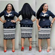Brand New Turkey Quality Gown Avaliable in Different Sizes for sale in Lagos Island Latest African Fashion Dresses, African Men Fashion, Women's Fashion Dresses, African Attire, African Dress, Office Dresses For Women, Shweshwe Dresses, African Traditional Dresses, Making Ideas