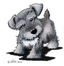 Schnauzer Cartoon Link: https://www.sunfrog.com/search/?64708&search=schnauzer&cID=62&schTrmFilter=sales