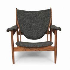 Twill & Ash Lounge Chair