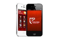 AKA Tasarım Mobil Uygulama Tasarımları  AKA Design Mobile App Designs