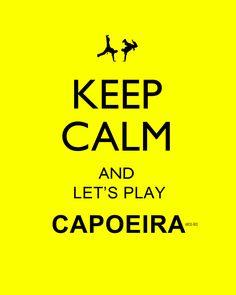 let's play capoeira