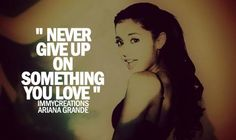 ~Ariana Grande
