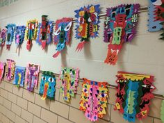WHAT'S HAPPENING IN THE ART ROOM??: 2nd Grade Asian Art: Dragon Masks &…