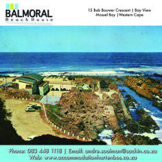 Self Catering Accommodation in Hartenbos I Bay, Bay Area, Beach House, Old Things, David, History, Beach Homes, Historia