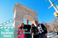 Take a guided tour of the New York sites you know and love from your favorite TV shows and movies! On this must-do tour, your entertaining and in-the-know guide will take you to over 60 instantly recognizable locations from TV and film.www.partner.viator.com/en/11907/tours/New-York-City/New-York-TV-and-Movie-Sites-Tour/d687-2218TVTOUR