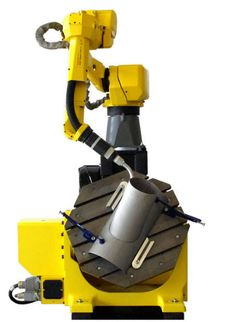 Arc welding #robot by FORSTER welding systems. #Industrial machines and equipment on #DirectIndustry