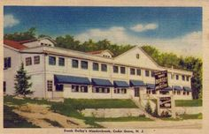 Cedar Grove (Essex County) - Frank Dailey's Meadowbrook was a nationally-known nightclub that featured musicians such as Tommy Dorsey, Frank Sinatra and Duke Ellington.