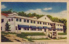 Sun Tan Lake Riverdale Nj 1957 Vintage Slides And Photos