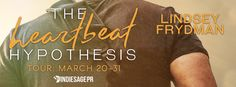 The Heartbeat Hypothesis Tour  An Excerpt  TheHeartbeat Hypothesis  by Lindsey Frydman  Publication Date: March 20 2017  Genres: AdultEntangled: Embrace New Adult Contemporary Romance  BUY:  Amazon:http://amzn.to/2nSVdAK  Paperback:http://amzn.to/2mV1MWX  B&N:http://bit.ly/2n4zGaB  iBooks:http://apple.co/2nmtiwH  Kobo:http://bit.ly/2n2eylC  Amazon UK:http://amzn.to/2n4zW9W  Amazon CA:http://amzn.to/2np0W4I  Amazon AU:http://amzn.to/2nGOmLH  SYNOPSIS:  Audra Madison simply wanted to walk in…