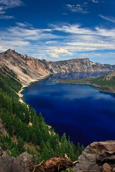 Crater Lake, Oregon | Daniel Hadley