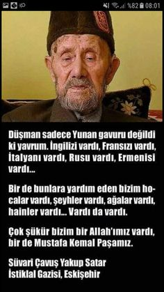 Ah..Vatan,ım ah......! Historical Pictures, Meaningful Words, Don't Forget, Culture, History, Quotes, Wings, Interesting Facts, Politics