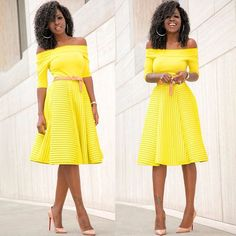Yellow x Nude