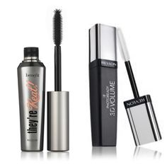 I can personally vouch for this dupe! I love Benefit Theyre Real and it's just as good! Benefit They're Real Mascara #DUPE: Revlon Photo Ready 3D Volume: