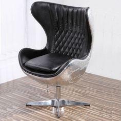 """Résultat de recherche d'images pour """"table ronde aviateur"""" Egg Chair, Images, Lounge, Table, Furniture, Home Decor, Search, Airport Lounge, Drawing Rooms"""