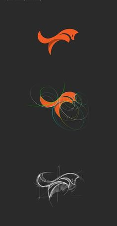 Inspiration graphique #6 : 25 logos avec une grille de construction | BlogDuWebdesign