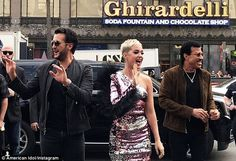 Premieres March 11 on ABC! On Thursday, the buzzcut blonde joined fellow American Idol jud...