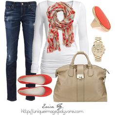 Coral Casual