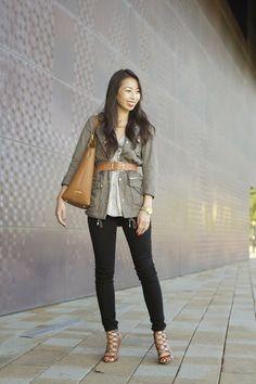 GiGi New York : Connie Tang Fashion Blog : Olivia Tote