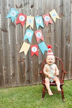 Multi-colored Chevron Cake Smash or Birthday Outfit for Boy 1st Birthday on Etsy, $42.00