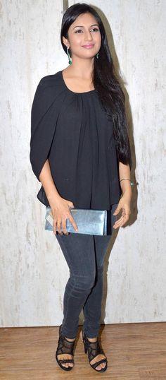 Divyanka Tripathi #Bollywood #Fashion