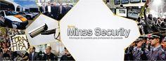 PALESTRAS SOBRE SEGURANÇA E GESTÃO DE RISCOS: REVISTA MINAS SECURITY