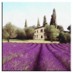I pinned this Chateau Canvas Wall Art from the Jolly Jewel Tones event at Joss and Main!