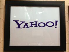 Yahoo..