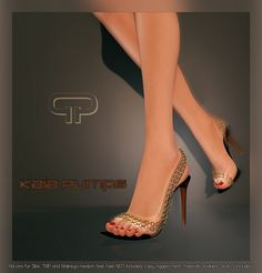 Pure Poison - Kaia Pumps AD | Flickr - Photo Sharing!