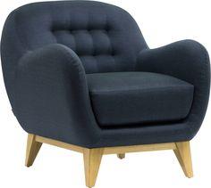 BALTHASAR fauteuil en tissu - Habitat 499 euros