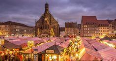 Χριστούγεννα στη Νυρεμβέργη: Η ωραιότερη πόλη για τις γιορτές (φωτογραφίες)
