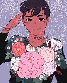 Phichit is SO CUTE ahhh I love drawing him so much