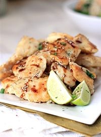 Weigh-Less Online - Crunchy Coconut Chicken Strips Healthy Food, Healthy Eating, Healthy Recipes, Coconut Chicken Strips, Sesame Chicken, Eating Plans, Poultry, Potato Salad, Easy Meals