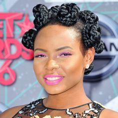 All The Braided Hairstyles at The 2016 BET Awards