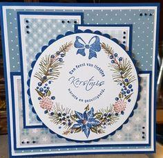 Gemaakt met de nieuwe layered stamps van Nellie Snellen
