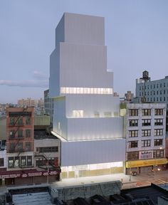 New Museum (SANAA Architects)
