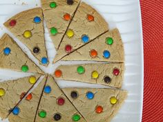 Giant cookie for first day