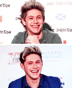 I know I just pinned this, but...well it's Niall smiling...in other words, one of the main things I live for.