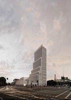 Architekturvisualisierung - Nadine Kuhn