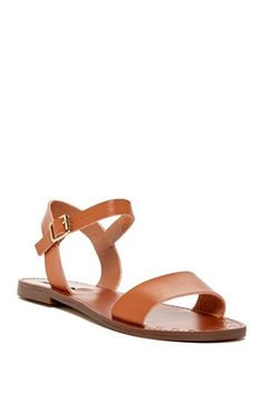d8b6ec0e76b Image of Steve Madden Rivvalls Open Toe Sandal Open Toe Flat Shoes